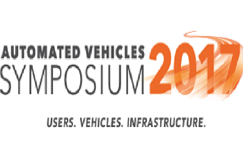 Automated Vehicle Symposium 2017
