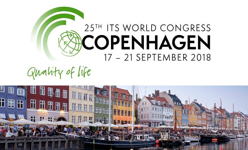 ITS World Congress 2018: Copenhagen