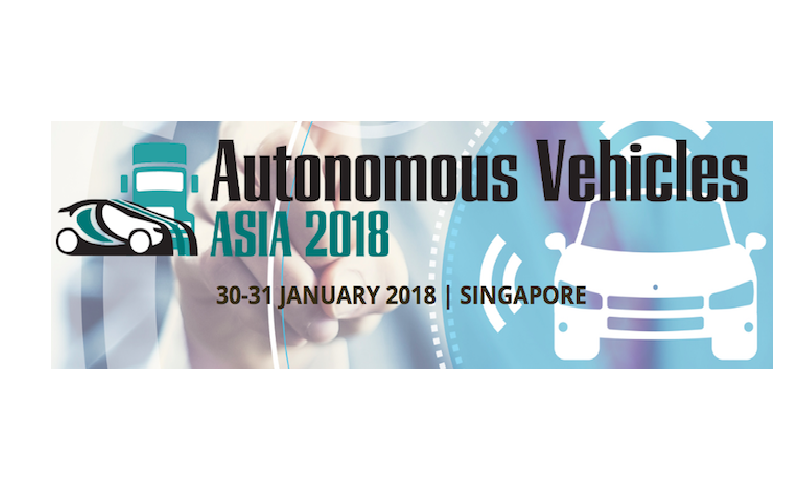 Autonomous Vehicles Asia Summit 2018