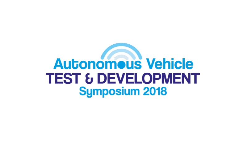 Autonomous Vehicle Test & Development Symposium 2018