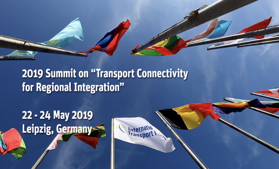 """Transport Connectivity for Regional Integration"" – ITF Summit 2019"