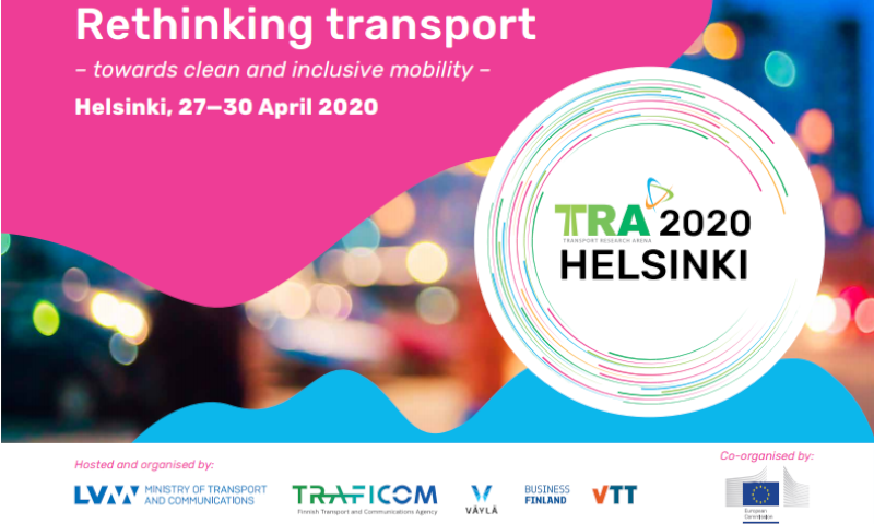 TRA 2020 Helsinki has been cancelled