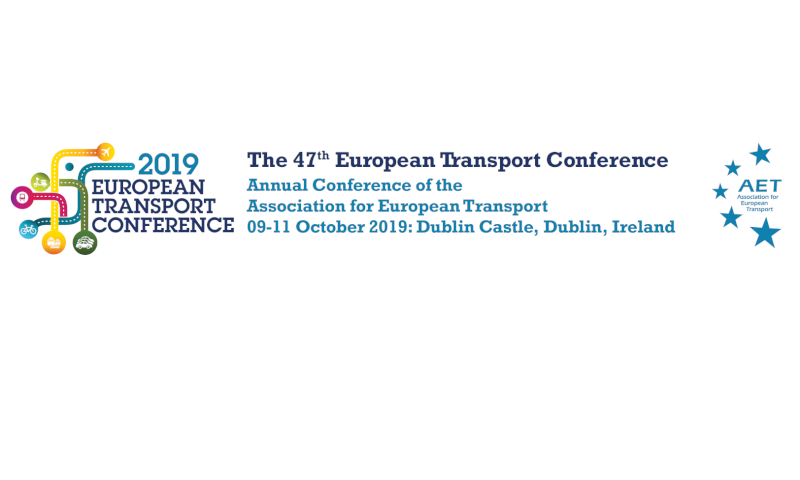 Join the 47th European Transport Conference