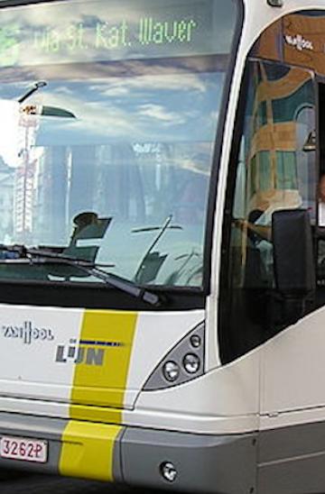 Autonomous Bus Shuttles in Belgium