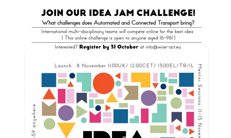 Join the Idea Jam Challenge 2019 from everywhere
