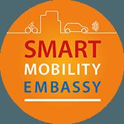 logo Smart Mobility Schiphol