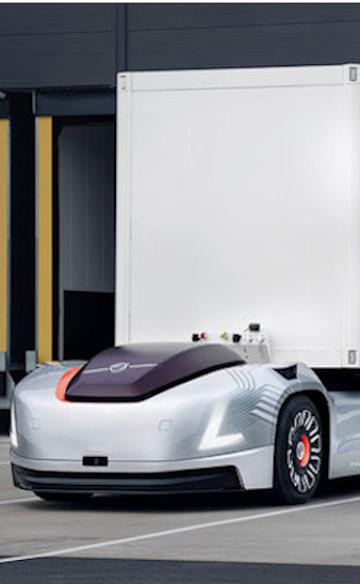 Volvo's new autonomous transport business
