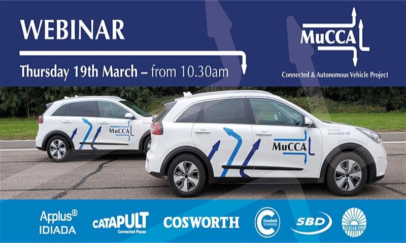 MuCCA CAV project final showcase – webinar