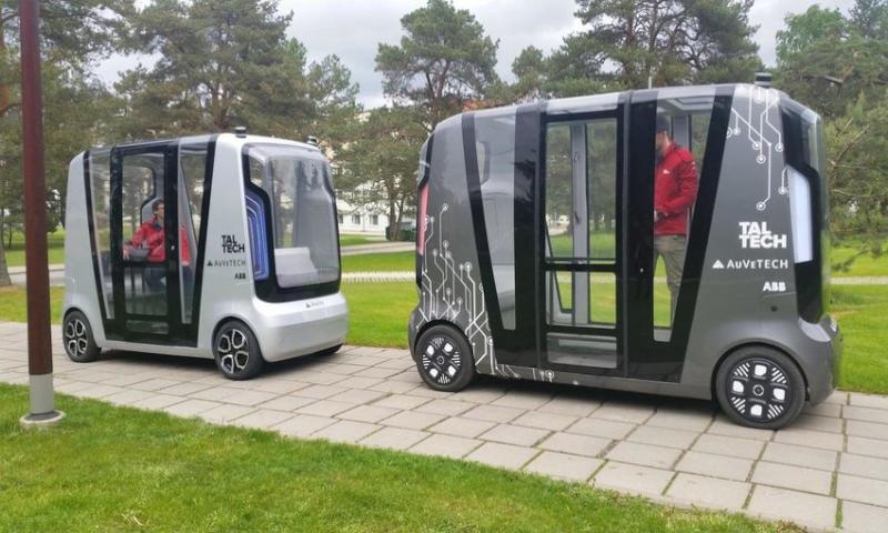 Building an autonomous vehicle using open source methods