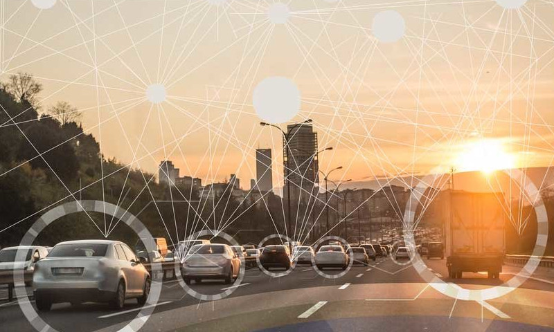 Thinking of a car as a smart hub