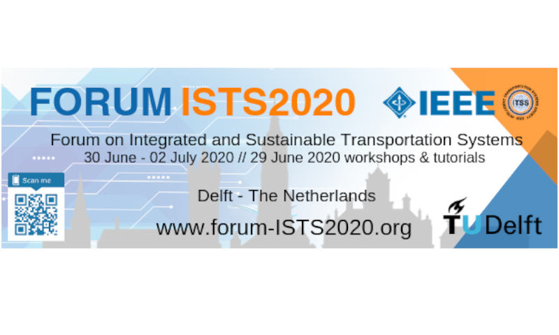 Forum on integrated and sustainable transportation systems – FORUM ISTS2020 – Online