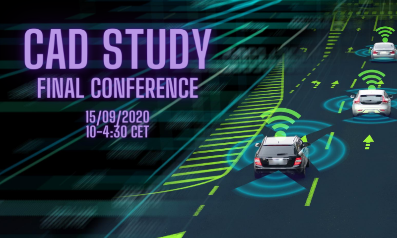 CAD Study Final Conference: Impact of CAD on jobs and employment