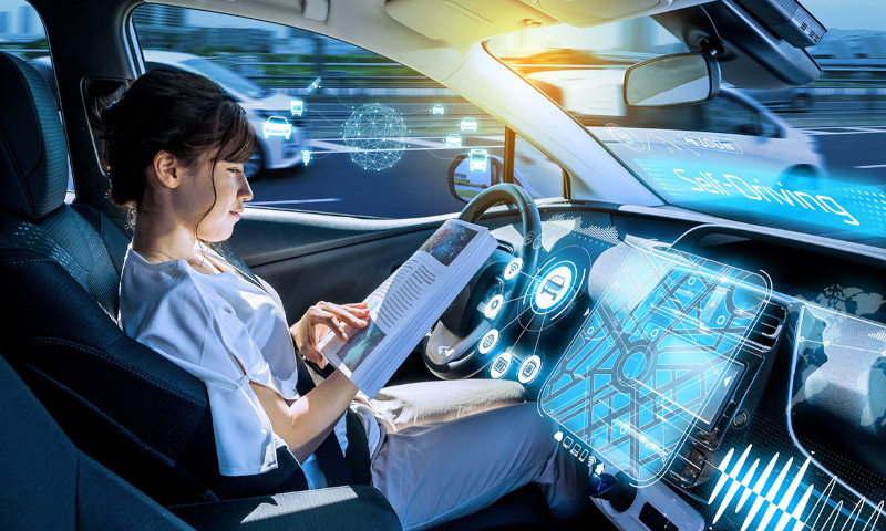 Autonomous Vehicles Summit (second edition)