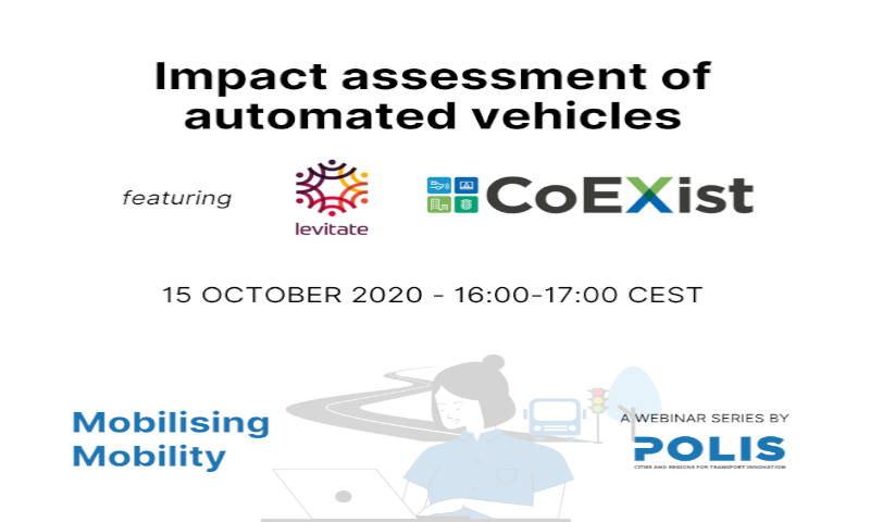 Mobilising Mobility: Impact assessment of automated vehicles
