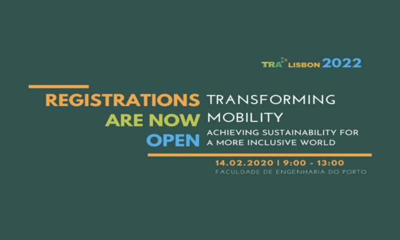 TRA Lisbon 2022 – Transforming Mobility