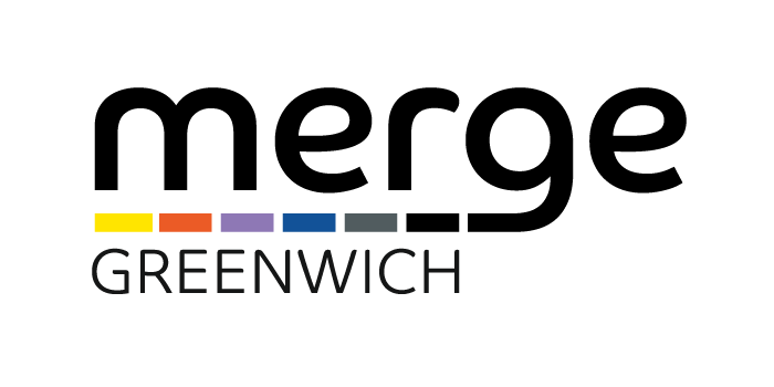 logo MERGE Greenwich