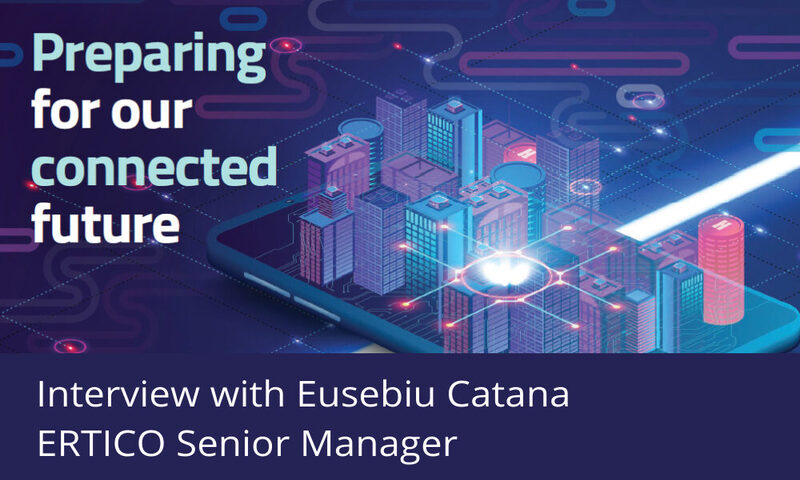 ERTICO expert Eusebiu Catana explains the impact of loT on the transport industry