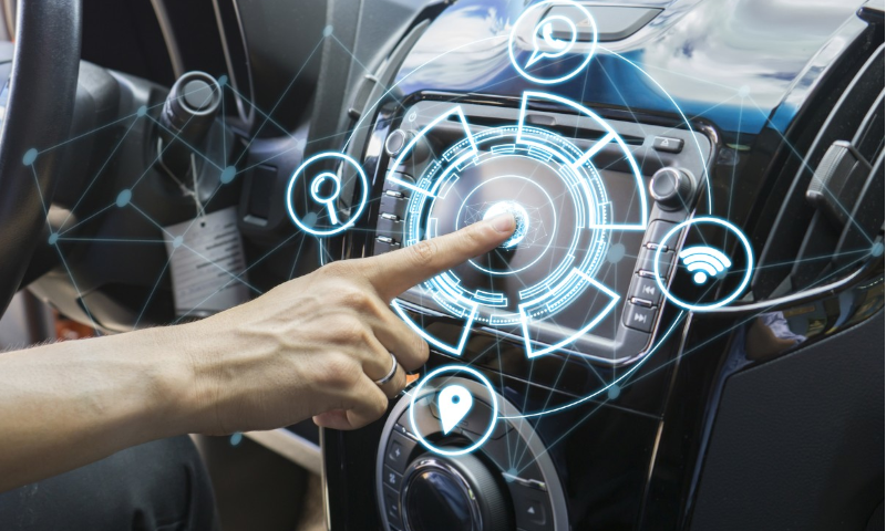 Aptiv unveils new self-driving platform with wireless upgrades