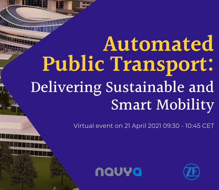 Automated Public Transport: Delivering Sustainable and Smart Mobility