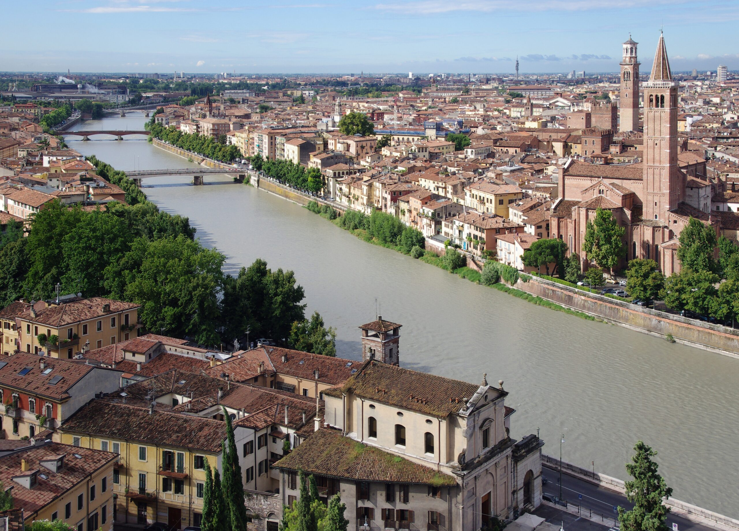 Verona – Contributing to ICT Infrastructure for Higher Levels of Automation