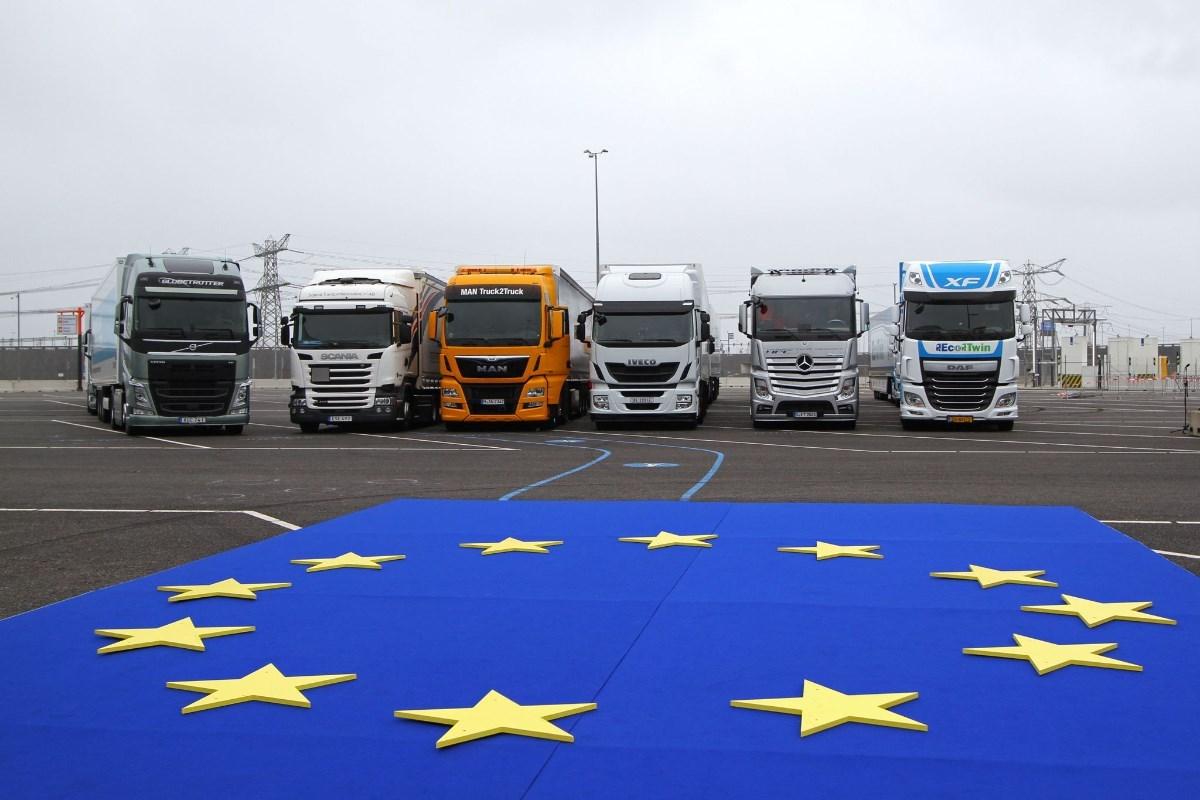 European Truck Platooning Challenge Network Workshop