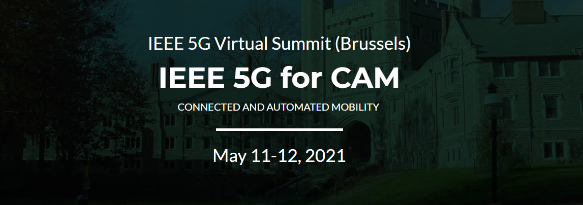 IEEE 5G for CAM Summit