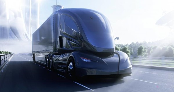 Self-driving trucks will likely arrive before cars