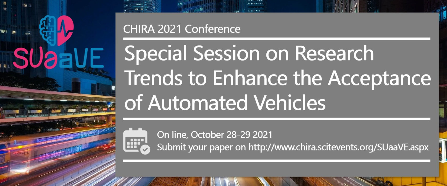 SUaaVE: Research advancements to enhance the acceptance of Automated Vehicles