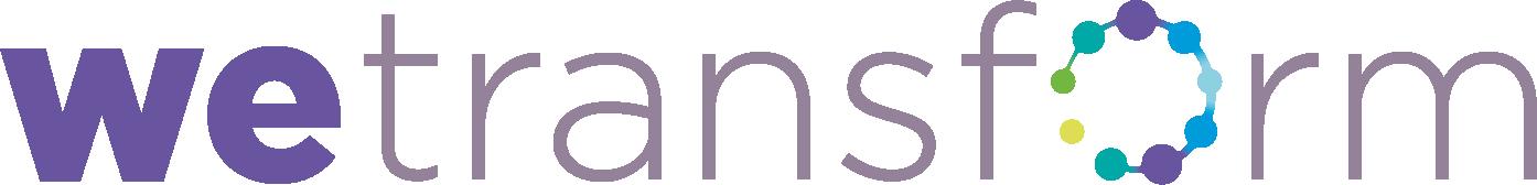 logo WE-TRANSFORM