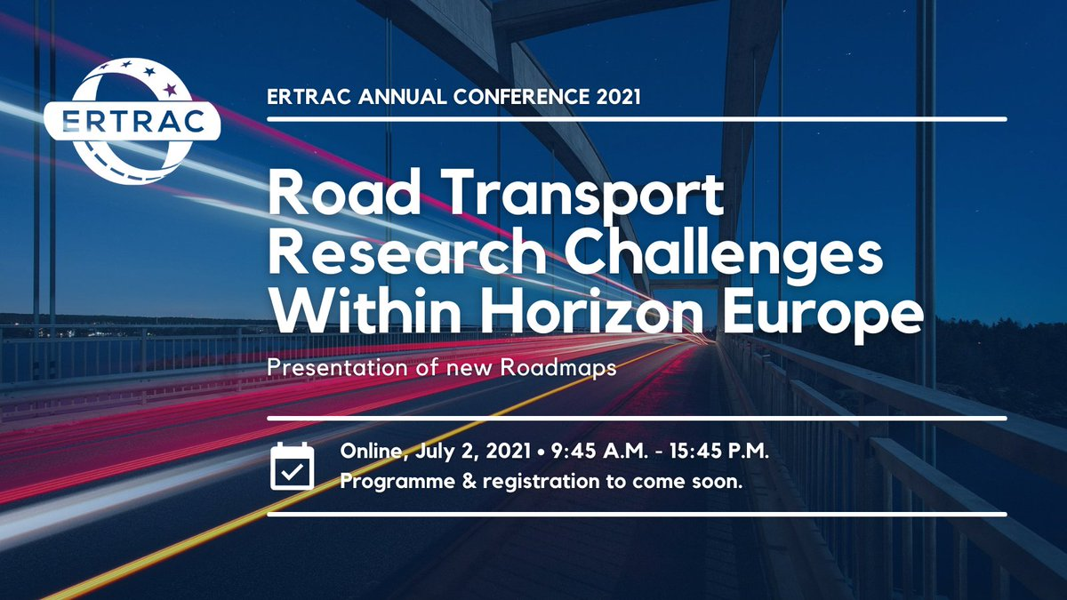 ERTRAC Annual Conference 2021