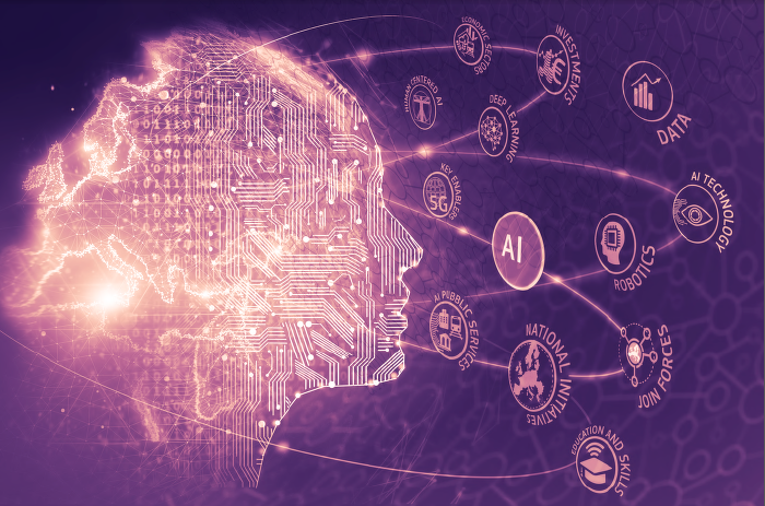 JRC and OECD publish report on national AI strategies