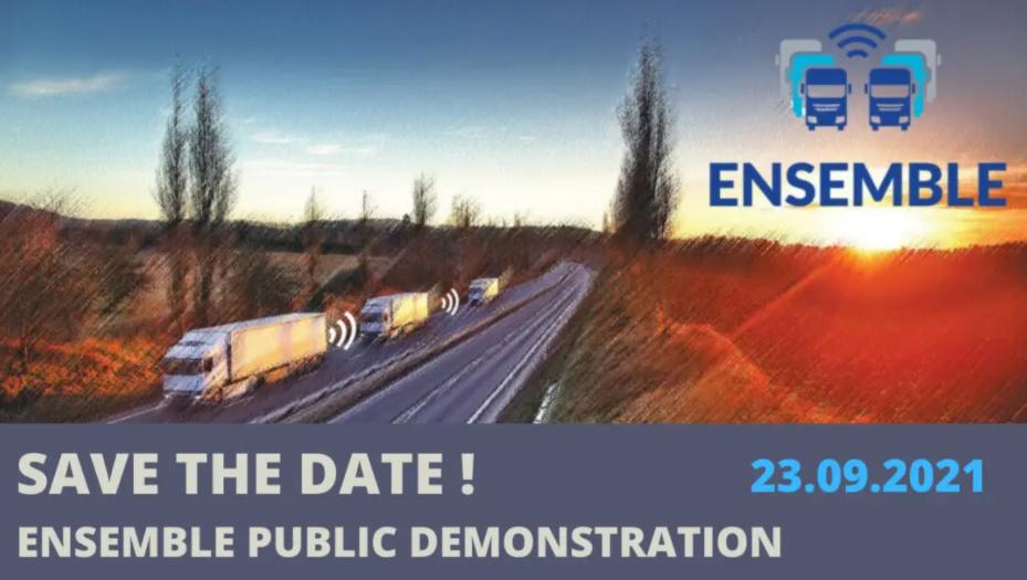 ENSEMBLE: Public demonstration