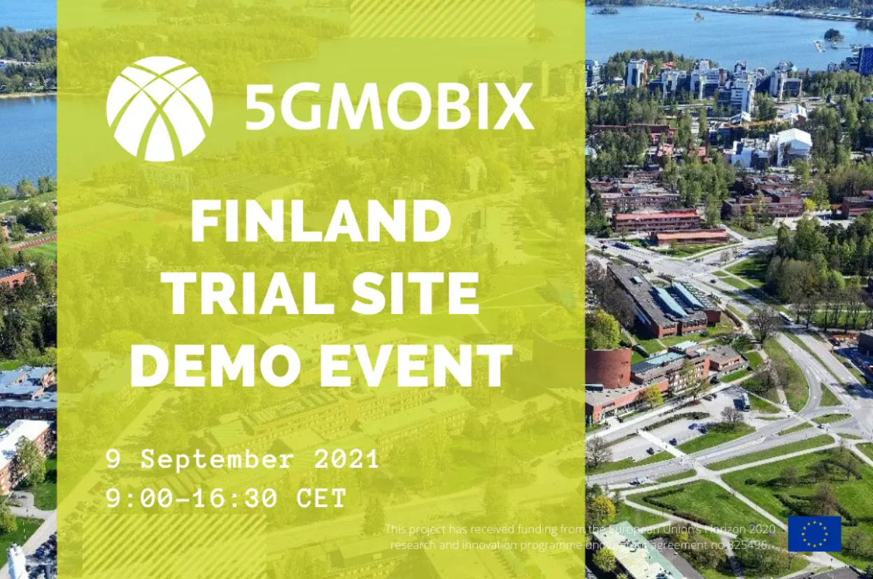 Discover 5G deployment for CAD in Finland