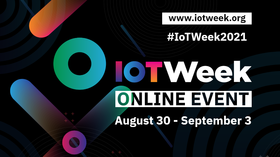 5G for CAM summit at the online IOT week 2021