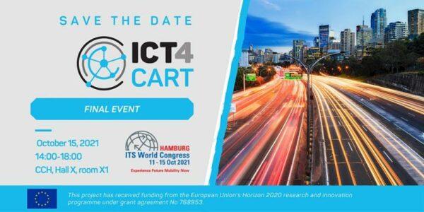 ICT4CART Final Event